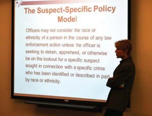 The inability of current anti-bias law enforcement training to account for non-explicit prejudices is what drove Lorie Fridell