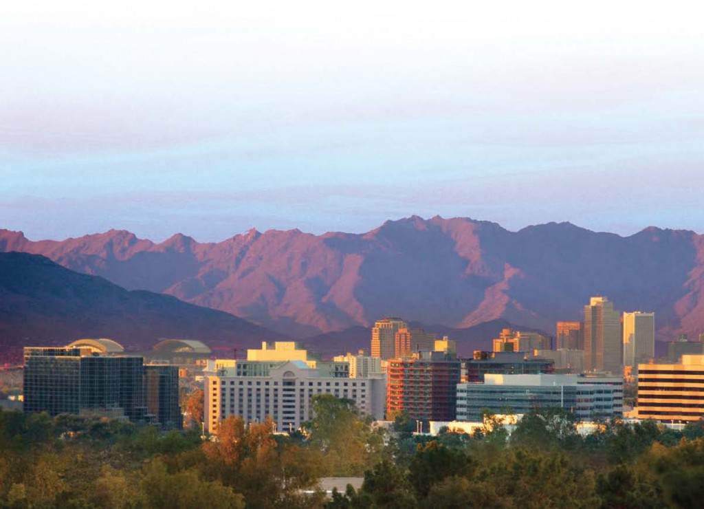 The Phoenix Convention Center in Phoenix, Ariz., will welcome public works professionals from across the country Aug. 30-Sept. 1