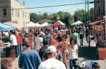 Restaurants and stores in Point Pleasant plan their year around the threeday September event, which draws about 4,000 people to the small western West Virginia town. (Photo provided)