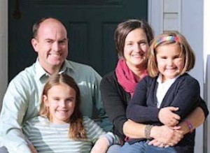 Mayor John McNally of Youngstown, Ohio, pictured here with his family, is one of many municipal officials who communicate via social media with constituents. Keeping topics categorized and maintaining multiple, topic- or purpose-focused accounts helps him share effectively. (Photo provided)