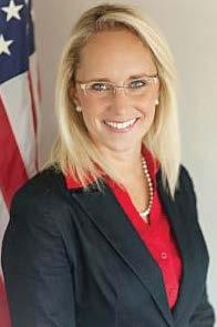 Mayor Lydia Mihalik