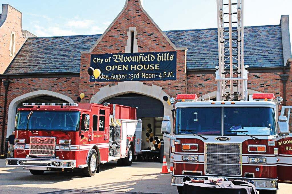 Bloomfield hills mich reinvented its public safety open for Mercedes benz bloomfield hills service hours