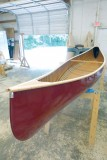 Top-notch canoes made in Travelers Rest by Merrimack Canoe Co.