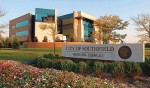 Southfield City Hall features modern architecture and is a hub of business permitting for the growing city.