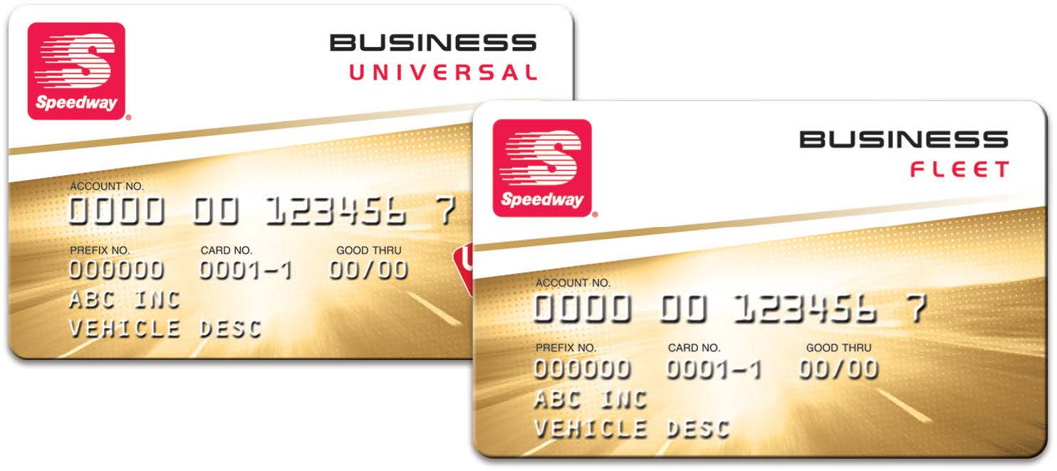 speedway fuel card programs start off with a discount on fuel consumption - Speedway Fleet Card