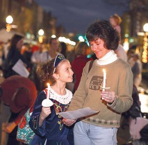 Dickens of a Christmas is a popular event for Franklin, a city of roughly 69,000 residents. Many attendees return annually for the event. (Photo provided)