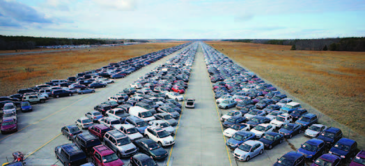 Make sure your partner has the capacity to handle a significant number of vehicles. (Photo provided)