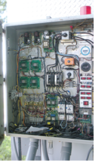 """Electrical and controls really are subject to a limited knowledge pool"