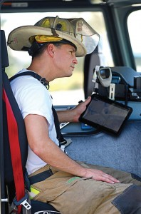 Firefighters asked for a practical, affordable mobile data solution with unique features that were specific to their needs. StreetWise CADlink provided the solution.