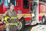 Women are not only serving on the front lines of the fire service, but also in leadership positions. Overall, however, they comprise only a small percentage of the fire service personnel. (Photo provided)