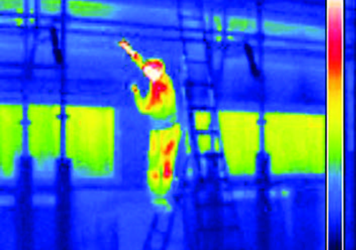 One unique collaboration that has law enforcement applications merges the concept of thermal imaging with the prevalence of drones. Two companies are already preparing devices that will be capable of airborne and ground-based surveillance, condition monitoring, search and rescue, drug interdiction and the detection of chemical, biological, radiological, nuclear and explosive weaponry. (Shutterstock photos)
