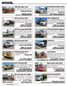 Click to download this month's classifieds