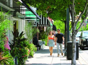 "People tend to say they ""just like the vibe"" in Franklin, Tenn. (Photo provided by VisitFranklin.com)"