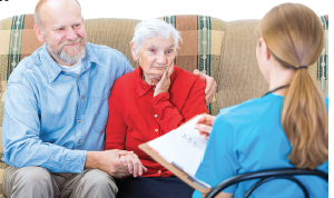 In the case of injury or other medical situation involving a hospice patient, it's important the hospice nurse get the first call so he or she can obtain clearance to call emergency responders.