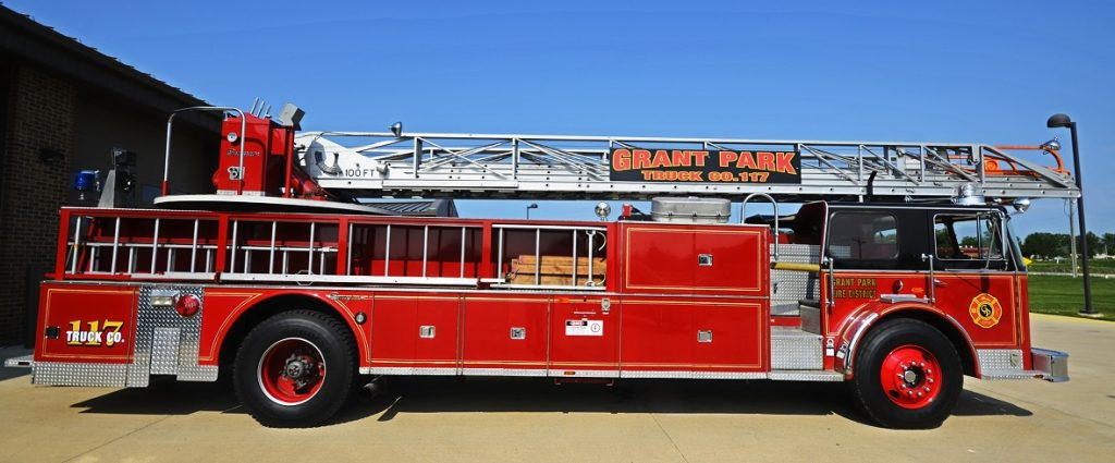 Grant Park Fire