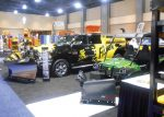 """Snow professionals from across the country gathered in Hartford, Conn., May 21–23 for the APWA """"Show for Snow"""" conference and exhibition. (Photo by Rees Woodcock)"""