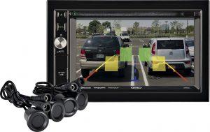 JRV9000 monitor with CVRPS14 sensors + graphics