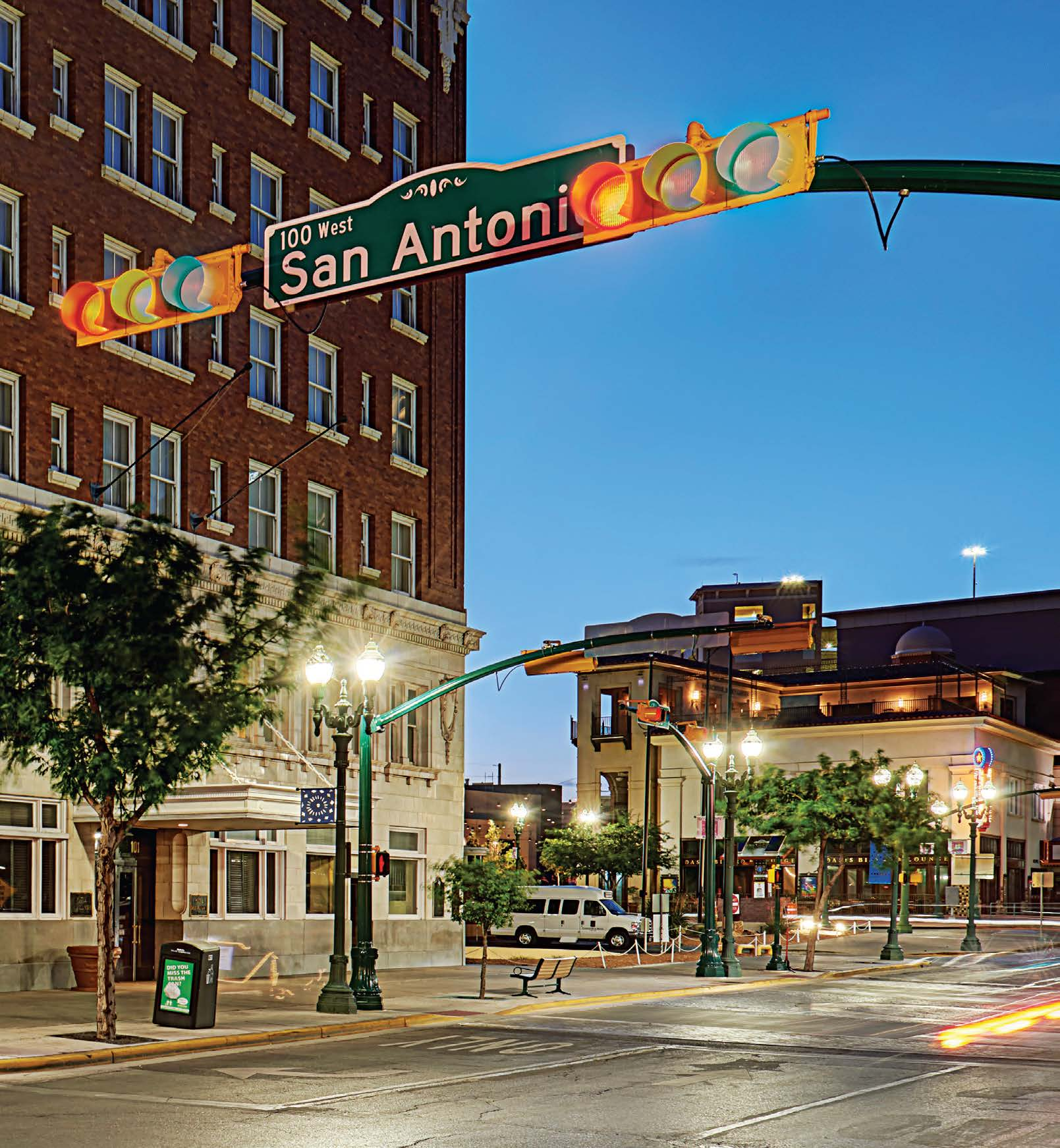 Acuity Brands Lighting And Controls Help El Paso Reach