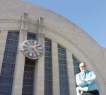 Former school resource officer Joe Middendorf, Delhi Township, Ohio, now enjoys working to accommodate the youngest constituency at Cincinnati's Union Terminal and the Cincinnati Museum Center. (Photo provided)