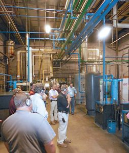 A group of employees from Intertape Polymer in Danville, Ga., conducted an Energy Star Energy Treasure Hunt last spring. The company conducts two energy treasure hunts a year at this facility after being part of the pilot program to test out the treasure hunt guide in 2013.