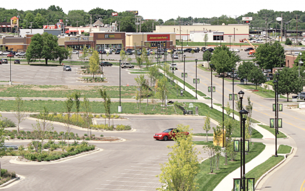 Grandview, Mo., has reinvented itself by adopting new thoughts and ideas, including complete streets, sustainability, place making and walkability. The city of 25,290 is also an environmental justice community. (Photo provided)
