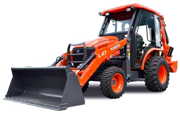 Curtis Industries Introduces Cab For Kubota L47 And M62