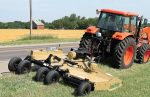 Cooperative buying can mean less time soliciting bids and more time actually doing the tasks associated with grounds maintenance. Land Pride off ers contracts with many cooperative buying groups. (Photo provided)