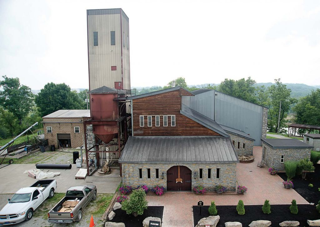 """Bourbon is a major draw to Bardstown, which was named the """"Bourbon Capital of the World."""" Pictured is Willet Distillery. Established in 1936, it is one of America's smallest, independent family-owned and operated distilleries. (Photo provided by Bardstown Tourism)"""