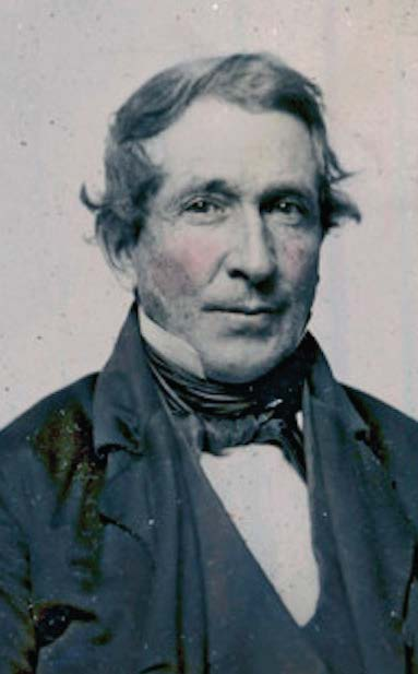 William Butler, founder of Saugatuck, Mich.
