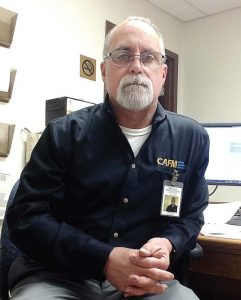 Kent State University Fleet Superintendent John Croop (Photo provided by John Croop)