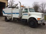 Aquatech truck for sale