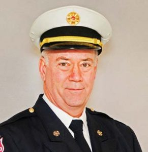North Olmsted Fire Chief Edward Schepp