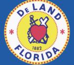 city seal DeLand FLA
