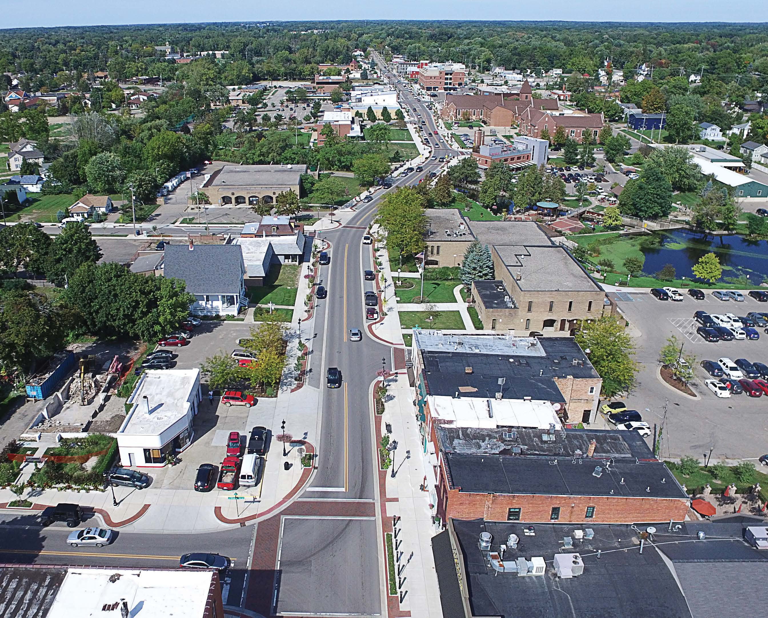 Award-winning streetscape project brings people downtown ...