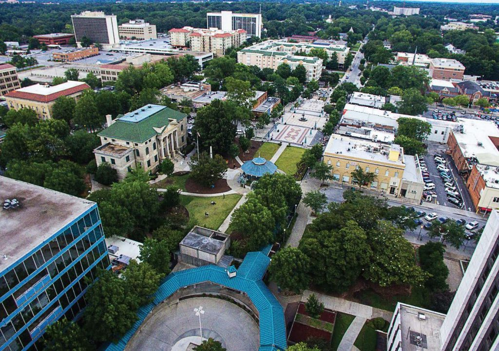 Decatur, Ga., has made it a priority to implement policies that encourage sustainability, making it one of the leading Metro-Atlanta communities in green energy and environmental sustainability. (Photo provided)