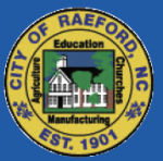Raeford NC city seal