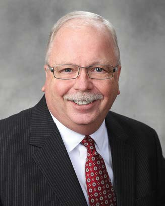 Richard Hadley, chairman of the Cranberry Township Board of Supervisors