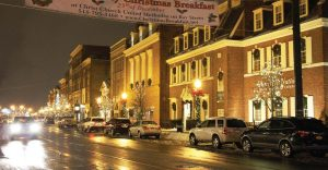 Glens Falls, N.Y.'s, revitalization efforts have attracted both residents and businesses to its downtown. (Photo provided)