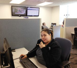 Evanston's 311 initiative includes a call center and online citizen support center to answer
