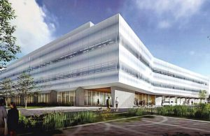 Pfizer and a development partner will construct a new $200 million research campus in Chesterfield Village at the corner of Olive and Chesterfield Parkway West, adding 80 jobs for a total of 625 employees. (Photo provided)