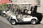 Simple changes to city ordinances like allowing golf carts on city streets can go a long way toward creating a disabilityfriendly community. (Shutterstock.com)