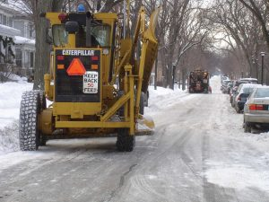 An important part of Minneapolis' winter snow removal plan is preventative maintenance for which it uses an online fleet management system. (Photo provided)