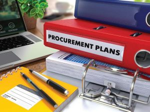 By funding and supporting procurement staff, municipalities can save thousands of dollars in addition to bringing them into the purchasing process early on. (Shutterstock.com)
