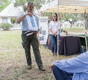 The city of Tampa, Fla., used GPR to determine where unmarked graves might be located in Oaklawn Cemetery. The city hopes to use this data to bolster the cemetery's claim to become a national historic landmark. (Photo provided)