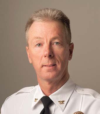 Nashville, N.C.'s, Chief of Police Thomas Bashore initiated the Hope Initiative to provide help to drug users rather than pursue criminal action. Nashville was the first town in the state to enact such a program, and the police chief believes the program is making a big difference. (Photo provided)