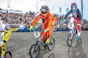 The 2017 Union Cyclist International BMX World Championships was held July 25-29 at the Novant Health BMX Supercross Track in Rock Hill, S.C. (Photo provided by Rock Hill, S.C.)