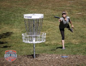 The U.S. Women's Disc Golf Championship was hosted this past September in Johnson City, Tenn. (Photo provided by Johnson City CVB)