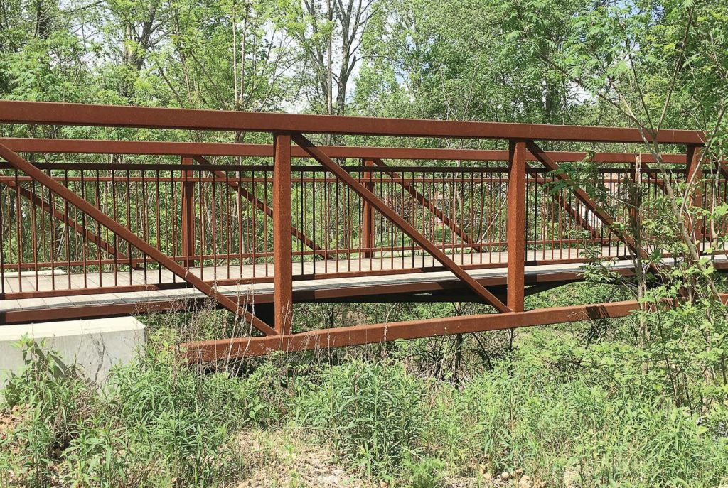 The townships that oversee the Enola Low Grade Trail are always looking for ways to improve and enhance trail usage while also finding ways to encourage trail-goers to explore local towns and businesses. (Photo provided)