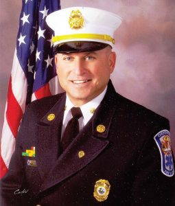 Robert Avsec, Battalion Chief, retired, of Chesterfield, Va.