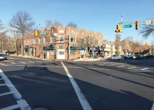 Very few people have complained about Leonia, N.J.'s, all-red phase traffic signal at the intersection of Broad Avenue and Fort Lee Road. Some have suggested that the wait time of 26 seconds should be reduced; however, most agree the wait is a small price to pay for pedestrian safety. (Photo provided)